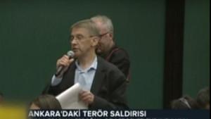 Finlandiyalı gazeteciden Erdoğan'a 'Diktatör' sorusu