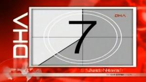 DHA 1. kanal yayını