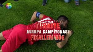 Türkiye-İzlanda maçı capsleri