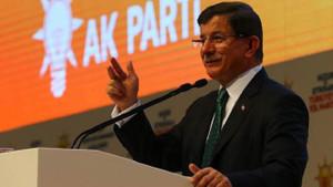 Davutoğlu: Türkeş dışında Baba yiğit çıkmadı! CANLI