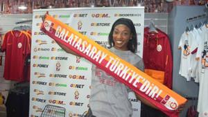 Galatasaray, Cursty Jackson ile anlaştı