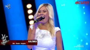 Tatar gelin O Ses Türkiye'yi inletti!