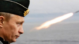 Rusya Hazar Denizi'nden IŞİD'i vurdu