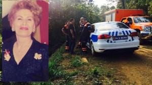 Selma Hunca ormanda arabasının içinde ölü bulundu