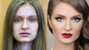 Makyaj yapmayan kadından korkun