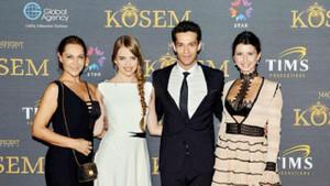 Kösem Cannes'de izleyiciyle buluştu