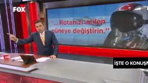Türk pilotlar Rus uçağını böyle uyardı
