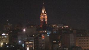İstanbul neden turuncuya büründü?