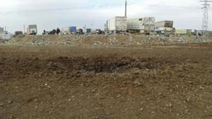 Rus uçakları sınıra yakın kasabayı vurdu!