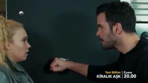 Kiralık Aşk 24. bölümde Ömer çılgına dönüyor!