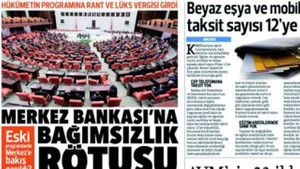 Hürriyet'ten Sabah'ın suçlamalarına sert cevap!