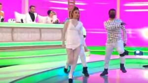 Nihal Candan Britney Spears dansıyla büyüledi
