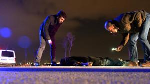 Paltosundaki lastik izi cinayeti çözdü