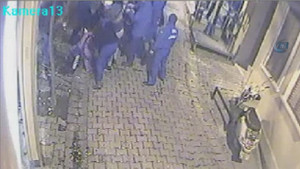 Hayko Cepkin sokak ortasında kadın dövdü!