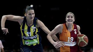 Galatasaray kadın basketbol takımı hükmen mağlup sayıldı!