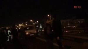İstanbul'da korkutan patlama