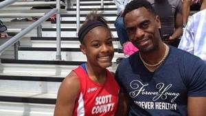 Dünyaca ünlü atletin kızı vurularak öldürüldü