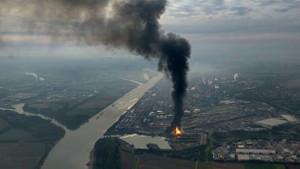 Kimya şirketinde meydana gelen patlamada çok sayıda ölü ve yaralı var