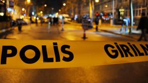 Emniyet Müdürlüğü yakınında  bombalı saldırı
