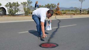 Bodrum - Milas yolu icralık oldu: Her an kapanabilir