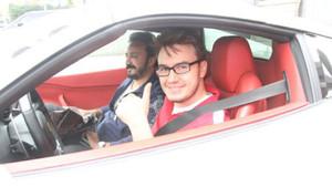 Mustafa Ceceli'nin emanet dediği 2 milyon TL'lik Ferrari kendisinin çıktı