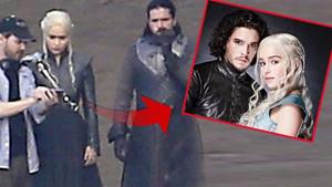 Game of Thrones dizisinin senaryo ve fotoğrafları sızdırıldı