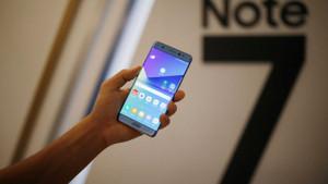 Samsung Note 7'leri geri çağırdı, Türkiye'de kimse götürmedi