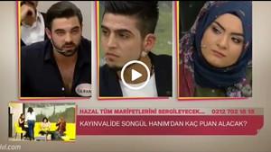 Serkan'ın Hanife iddiaları stüdyoda bomba etkisi yarattı!