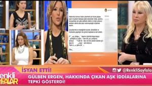 Gülben Ergen kocasını aldattı mı?