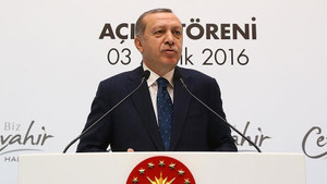 Erdoğan'dan yalnızlığımı biliyorum açıklaması