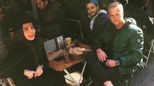 Rüzgar Erkoçlar  instagram'ı salladı