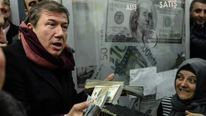 Tanju Çolak da dolar bozdurdu! Çılgın rakam...