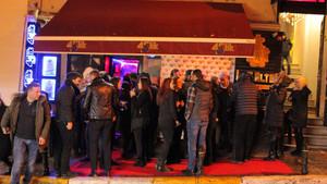 45lik Beyoğlu kış sezonuna muhteşem partiyle girdi