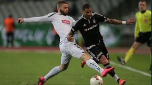 Kartal'a Olimpiyat'ta soğuk duş! Beşiktaş 1-2 Torku Konyaspor