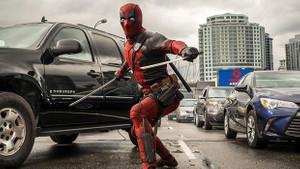 Deadpool yarın vizyona giriyor!