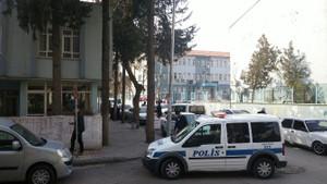 10 kız kavga etti, polis zorlukla ayırdı
