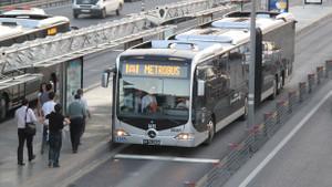 Beylikdüzü'nden metrobüse binenlere kötü haber