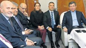 Davutoğlu: Masa İmralı'da değil Ankara'da