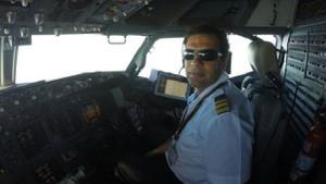 Genç pilotu öldüren korkunç kaza