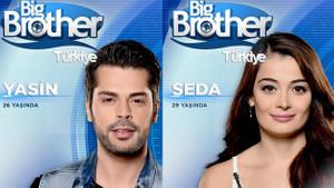 Big Brother'a Yasin ve Seda geri döndü