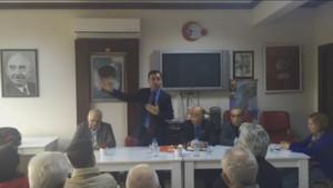 CHP'li Yarkadaş: Erdoğan dikta tipi başkanlık istiyor