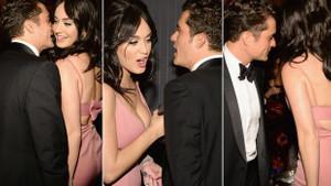 Katy Perry ve Orlando Bloom aşkı ortaya çıktı