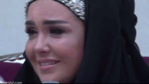 Gülsüm Elkhatroushi'nin gözyaşları