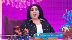 Nur Yerlitaş'tan duygusal konuşma