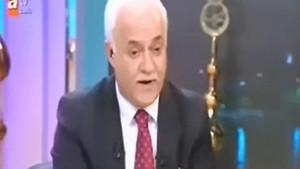 Nihat Hatipoğlu'nun cinsel soru hassasiyeti