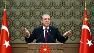 Beştepe'deki kritik toplantı sona erdi