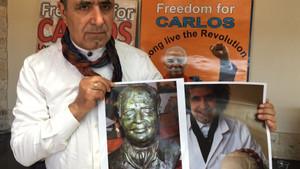200 bin liralık Çakal Carlos heykeli kargoda kayboldu