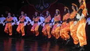 'Dünya Dans Günü'ne 14 danslı kutlama