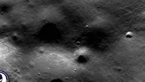 NASA Ay'daki dünya dışı yaşam izlerini saklıyor