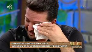 Nihat Doğan Survivor Panoramada ağladı